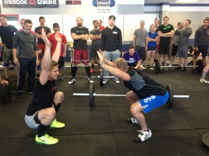 The difference between a great squat and one with mobility issues